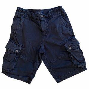 American Eagle Extreme Flex Longer Cargo shorts